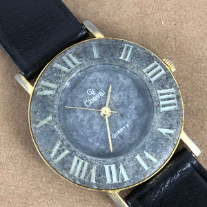 Vintage Cheval Gold Tone Watch